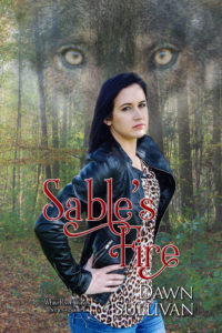 Sable's Fire Cover